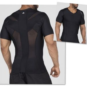AlignMed Shirts - ALIGNMED POSTURE SHIRT FOR MEN - PULLOVER SZ M